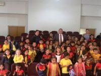 Karakol İlkokulu'ndan Arter'e ziyaret
