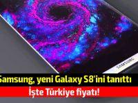 Samsung yeni amiral gemisini tanıttı!