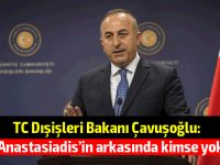 """Çavuşoğlu: """"Rum tarafı yoldan çıktı"""""""