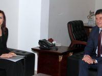 Başbakan Özgürgün, Ombudsman Dizdarlı'yı kabul etti