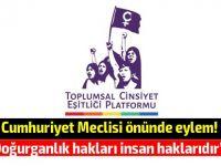 TCEP  Melis Akçal'a destek için meclis önünde toplanacak