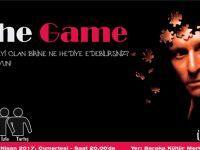 """Baraka'nın İzle–Tartış Etkinliğinde """"The Game"""" filmi var"""