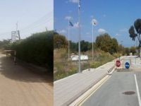 Lefke-Aplıç sınır kapısıyla ilgili çalışmalar