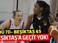 Beşiktaş'a Geçit Yok… Yakın Doğu Üniversitesi : 70- Beşiktaş: 65