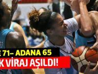 Girne Kritik Virajı Döndü... Girne Üniversitesi: 71- Adana ASKİ: 65