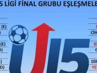 U15 Ligi'nde son 16 eşleşmeleri belirlendi