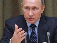 Rusya'da zafer %76,67 ile Putin'in