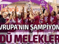 EuroCup'ta şampiyon Yakın Doğu Üniversitesi