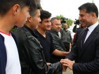 Özgürgün Yenierenköy Stadının Eylül ayına kadar hizmete gireceğini söyledi