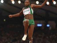 DAÜ sporcusu Ese Brume ABD'de yarışacak