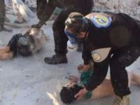 Suriye'de İdlib Katliamının Kimyasal Silahla Yapıldığı Kesinleşti