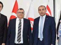 YEE ve UFÜ arasında işbirliği olanakları görüşüldü