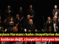 Bozan oratoryosu LTB Kadın Sığınma Evi yararına sahnelendi