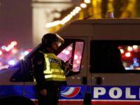 Fransa'nın başkenti Paris'te polise saldırı.. 1 ölü, 2 yaralı