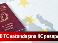 """Kıbrıslı Türklerle evli olan 790 TC vatandaşı """"Kıbrıs Cumhuriyeti"""" pasaportu aldı"""