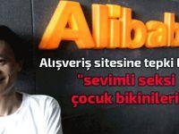 Alışveriş sitesi Alibaba.com'a Twitter'da tepkiler çığ gibi büyüdü