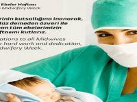 """Dr. Suat Günsel Girne Üniversitesi Hastanesi başhemşiresi Türkan Şahin: """"ebelik bilim ve sanatın birleştiği bir sağlık disiplinidir"""""""