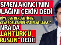 """Başbakan Özgürgün: """"Şimdi ne oldu da görüşmeler başladı?"""""""