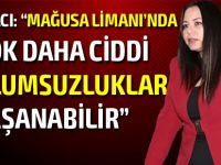 """Balcı: """"Liman Akdeniz'in çöplüğü haline getirilmiştir"""""""