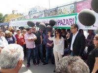 """""""2. Emekçi Kadın Ürünleri Pazarı"""" Gazimağusa'da kuruldu"""