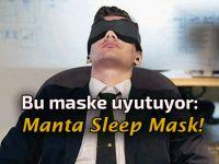 Dünyanın ilk modüler uyku maskesi
