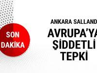Ankara'dan Brüksel'e sert AKPM tepkisi