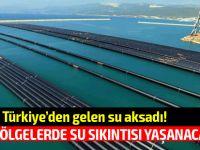 """""""Vatandaşlarımızın suyu idareli kullanmasını rica edİyoruz """""""