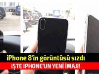 iPhone 8'in görüntüsü sızdı!