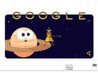 Google, Cassini uzay aracını doodle yaptı (Cassini uzay aracı nedir?)
