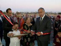Cumhurbaşkanı Akıncı, Aylin Örek'in sergisini açtı