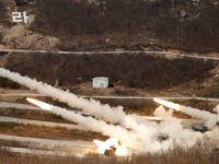Kuzey Kore sınırında füzeler ateşlendi! Peş peşe fırlattılar
