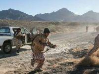 İran askerlerine Pakistan sınırında pusu