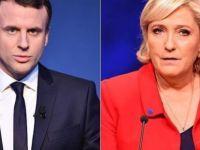 Fransa'da Cumhurbaşkanı seçimin ilk tur resmi sonuçları açıklandı