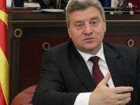 Makedonya Meclisi'nde olaylar