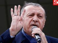Erdoğan Kudüs'teki kargaşadan dolayı İsrail'i kınadı