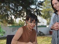 """Gazeteci Gürkan'ın """"Mat-Mehmet Ali Talat"""" adlı kitabı tanıtıldı"""