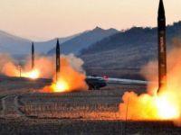 Kuzey Kore'den yeni balistik füze denemesi