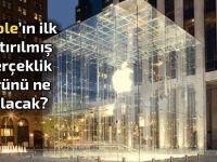 Artırılmış gerçeklik teknolojisini yayabilecek en ideal firma Apple olabilir