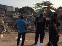 Kolombiya'da çöken bina: hayatını kaybedenlerin sayısı 20'ye yükseldi