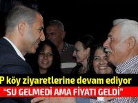 """Özersay: """"Bazı köylere Türkiye'den suyun kendisi gelemedi ama fiyatı geldi"""""""