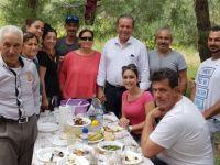 DP Geleneksel 1 Mayıs Pikniği Boğaz Piknik Alanı'nda yapıldı