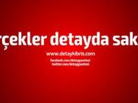 Yenierenköy'de taş duvar otobüsün üzerine yıkıldı!