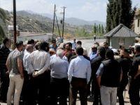 Bazı Türk ve Rum Siyasi Parti temsilcileri Lefke'yi ziyaret etti