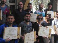 Uluslararası Final Üniversitesi Beden Eğitimi ve Spor Yüksekokulu öğrencileri, Genetik Antrenörlük eğitimine katıldı