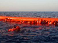 BM şoke eden gelişmeyi açıkladı: Akdeniz'de iki tekne battı… 250 kişi kayıp