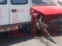 71 trafik kazası, 21 yaralı