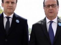 Bu pazar görevi devredecek olan Hollande'ın emekli maaşı belli oldu