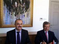 İTÜ-KKTC ile GÜ arasında protokol imzalandı