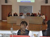 AEHT Gençlik Parlamentosu ilk kez DAÜ'de yapıldı