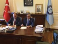 Uluslararası Final Üniversitesi ile Gazi Üniversitesi arasında işbirliği protokolü imzalandı